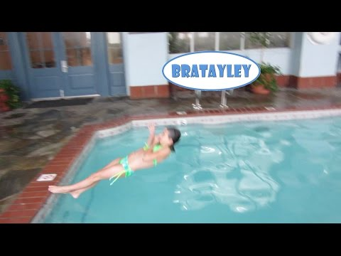 Water Trust Fall (WK 197.5)   Bratayley