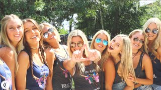 Florida State University : Delta Delta Delta - Bid Day 2016