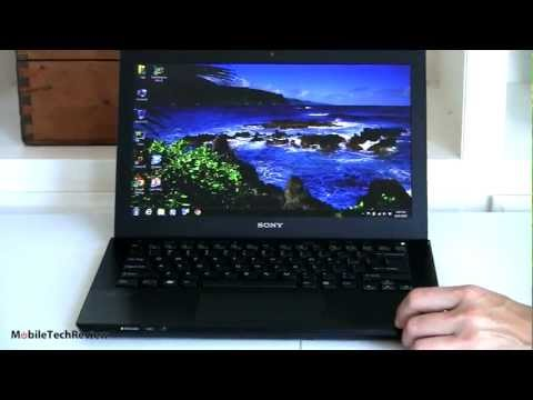 Sony VAIO S 13.3 Review