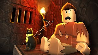 ESCAPE THE DUNGEON OBBY! - Roblox Adventures