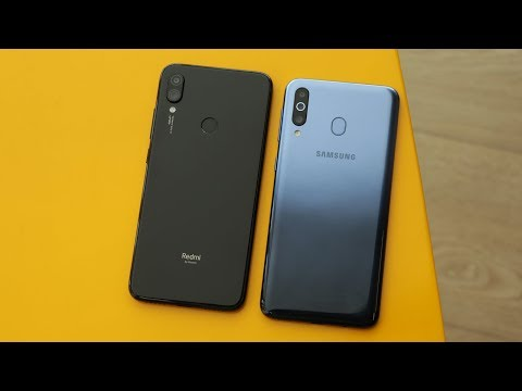 Galaxy M30 vs Redmi Note 7 Pro: Display, Camera, Pros and Cons | India Today Tech