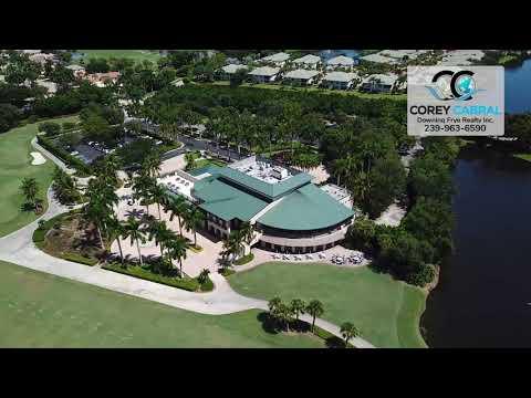 Pelican Marsh Golf Clubhouse Naples, Florida