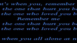 Remember Me-Daley (feat Jessie J) Lyrics ||OFFICIAL||