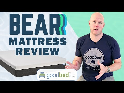Bear Mattress Review by GoodBed.com