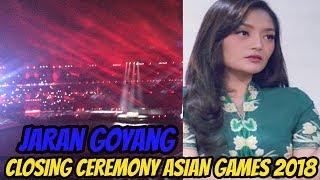 Gambar cover SITI BADRIAH - JARAN GOYANG  |  Closing Ceremony Asian Games 2018
