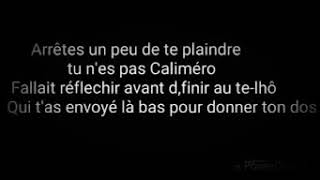 Vegedream   Calimero Ft Dadju (lyrics Paroles)