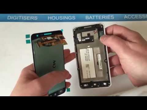 Samsung Galaxy A3/A5 Screen Replacement