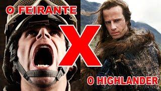 O Highlander e o Feirante