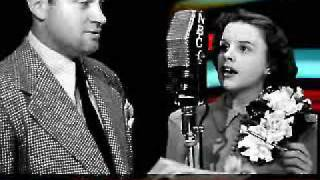JUDY GARLAND: COMMAND PERFORMANCE WITH BOB HOPE & JOHNNY MERCER.