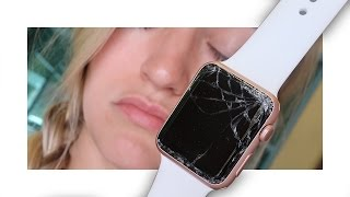 SHATTERED MY APPLE WATCH!!!!! | iJustine