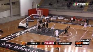 Liga Placard | Vitória SC - Terceira Basket Clube