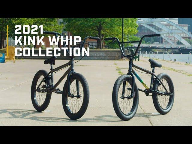 Видео Велосипед KINK Whip XL черный