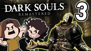 Dark Souls Remastered: Youthful - PART 3 - Game Grumps