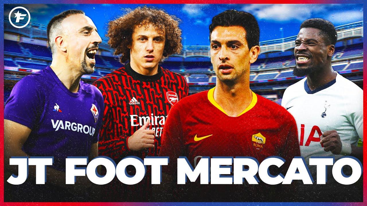 L'hallucinante liste des joueurs libres encore sur le marché   JT Foot Mercato