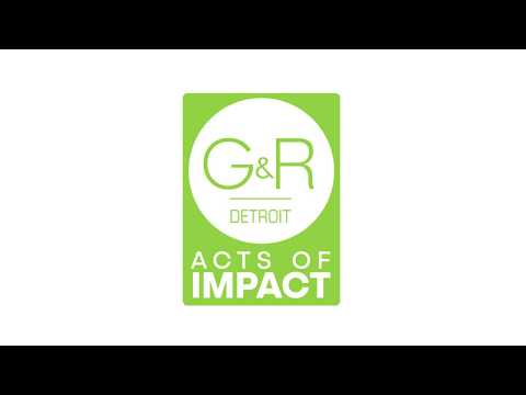 Acts of Impact from G&R Detroit