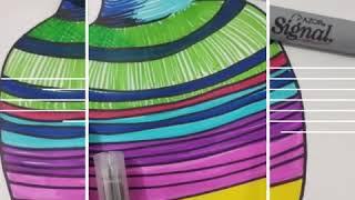 Día del Niño | Aprende cómo colorear y dibujar como profesional | Manualidad para estar en casa