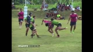 Andrew Va'ai Wulf - Rugby Academy Samoa