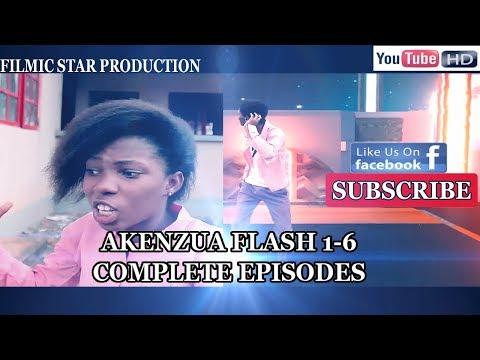 Akenzua flash Complete Episode 4 to 6