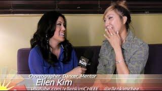 Now You Know: Choreographer and Dancer, Ellen Kim (Interview)