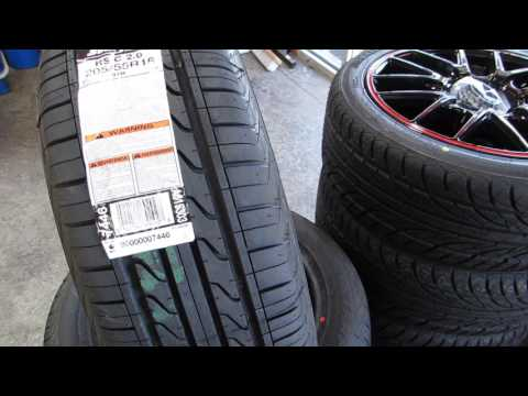 COOPER STARFIRE TIRES RSC 2.0 TIRE REVIEW (SHOULD I BUY THEM?)