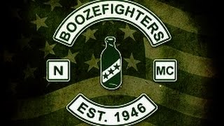 Boozefighters MC Ratchets burnout at Clubhouse - Дом 2 новости и слухи