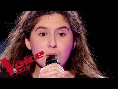 Adele - All I Ask   Ermonia   The Voice Kids France 2018   Demi-finale