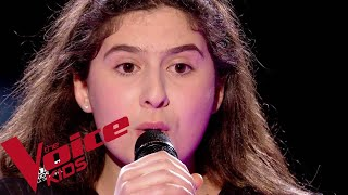 Adele   All I Ask | Ermonia | The Voice Kids France 2018 | Demi Finale