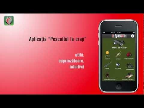 Video of Pescuit Crap