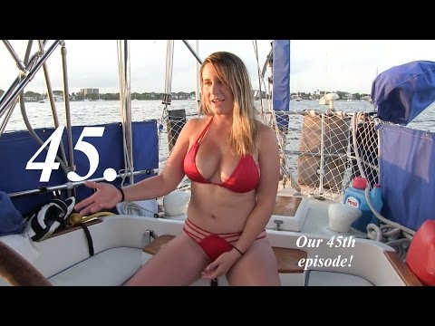 BRITTANY'S TEENY TINY RED BIKINI! - Lazy Gecko VLOG 45
