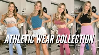 HUGE Athletic Wear Collection & How I Buy High End Brands For Less