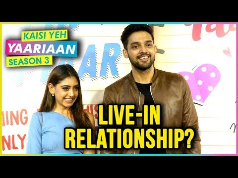 Parth Samthan And Niti Taylor Talk About Their LIV