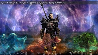 Skyrim (SE) №25 Орк-воин 57 lvl Книга любви, Избранник Мары