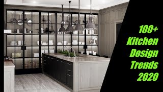 100 Kitchen Design Trends For 2020