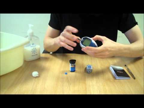 How to test your blood glucose (sugar) levels