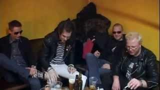Video The Fialky - křest CD - rozhovor (2008)
