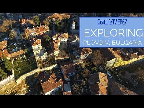 Exploring Plovdiv Bulgaria