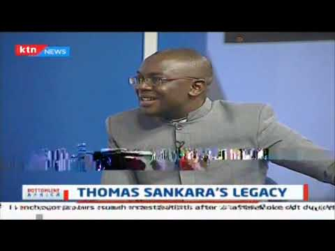 The Legacy of Thomas Sankara | Bottomline Africa 18th October 2018