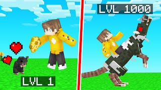 Super OVERPOWERED PET RATS In Minecraft!