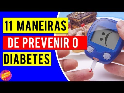 11 Maneiras de Prevenir o Diabetes