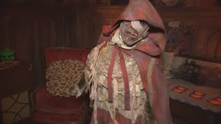 We get a preview of the 13th Floor Haunted House