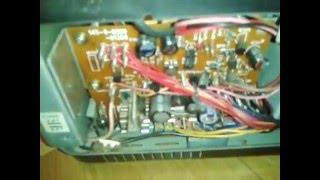 BetaMax Player  - Betacord - Sanyo VTC 9300 - 1978 - Yee look at that!