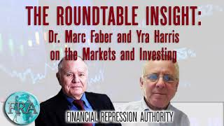 Dr. Marc Faber and Yra Harris on the Markets and Investing