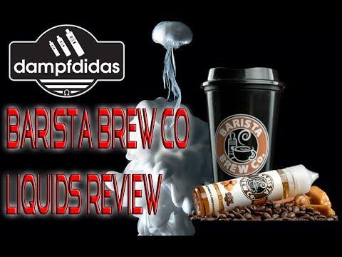 YouTube Video zu Barista Brew Co. Frozen Strawberry Watermelon Refresher Liquid 50 ml
