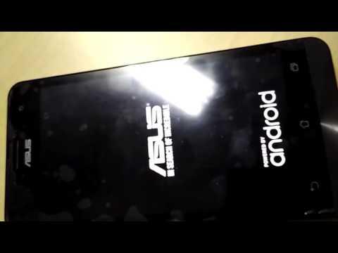 Video HOW TO/Cara memperbaiki asus zenfone 5 bootloop