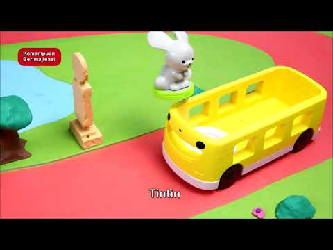 Ayo Naik Bus Tintin!