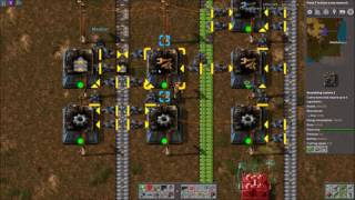 Factorio Workshop   Building A Better Factory :: Inserter Production Build