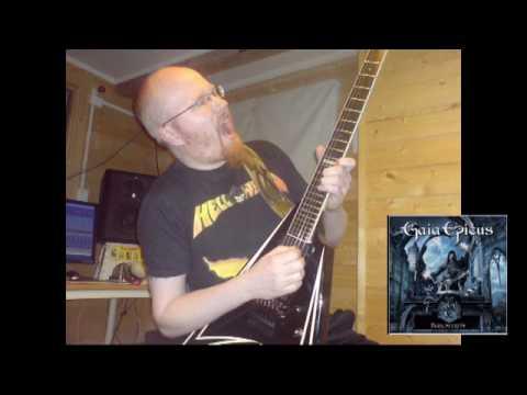 Gaia Epicus - Recording The Dark Secrets Album - 2010