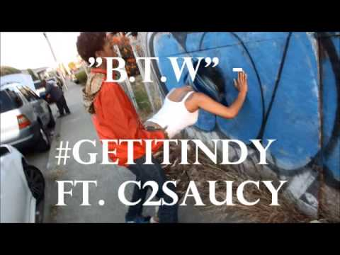 #GetItIndy Dances WIith @C2saucy to