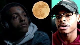 Beautiful | XXXTENTACION - MOONLIGHT (OFFICIAL MUSIC VIDEO) | Reaction