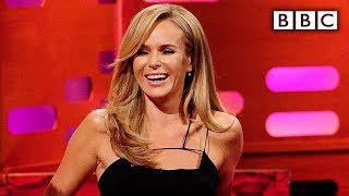 Download Youtube: Amanda Holden does a headstand - The Graham Norton Show - Series 15: Preview - BBC One